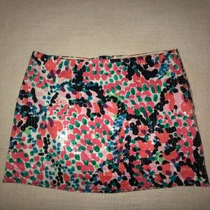 Lilly Sequined Skirt
